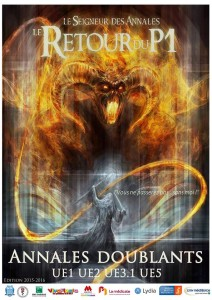 Annales Doublants 2015-2016